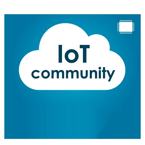 Логотип IoT community